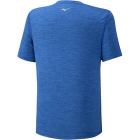 Mizuno Core Graphic RB T-Shirt Homme, princess blue